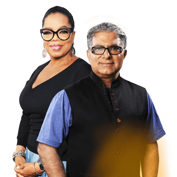 Oprah and Deepak's 21 Days of Meditation